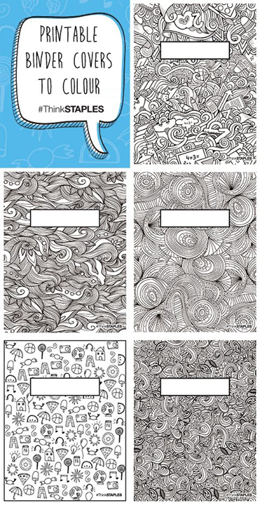 Click The Link Below For Some Printable Colour In Covers For Those