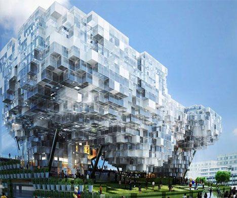 unbuilt buildings 12 awesome future architectural designs rh pinterest com