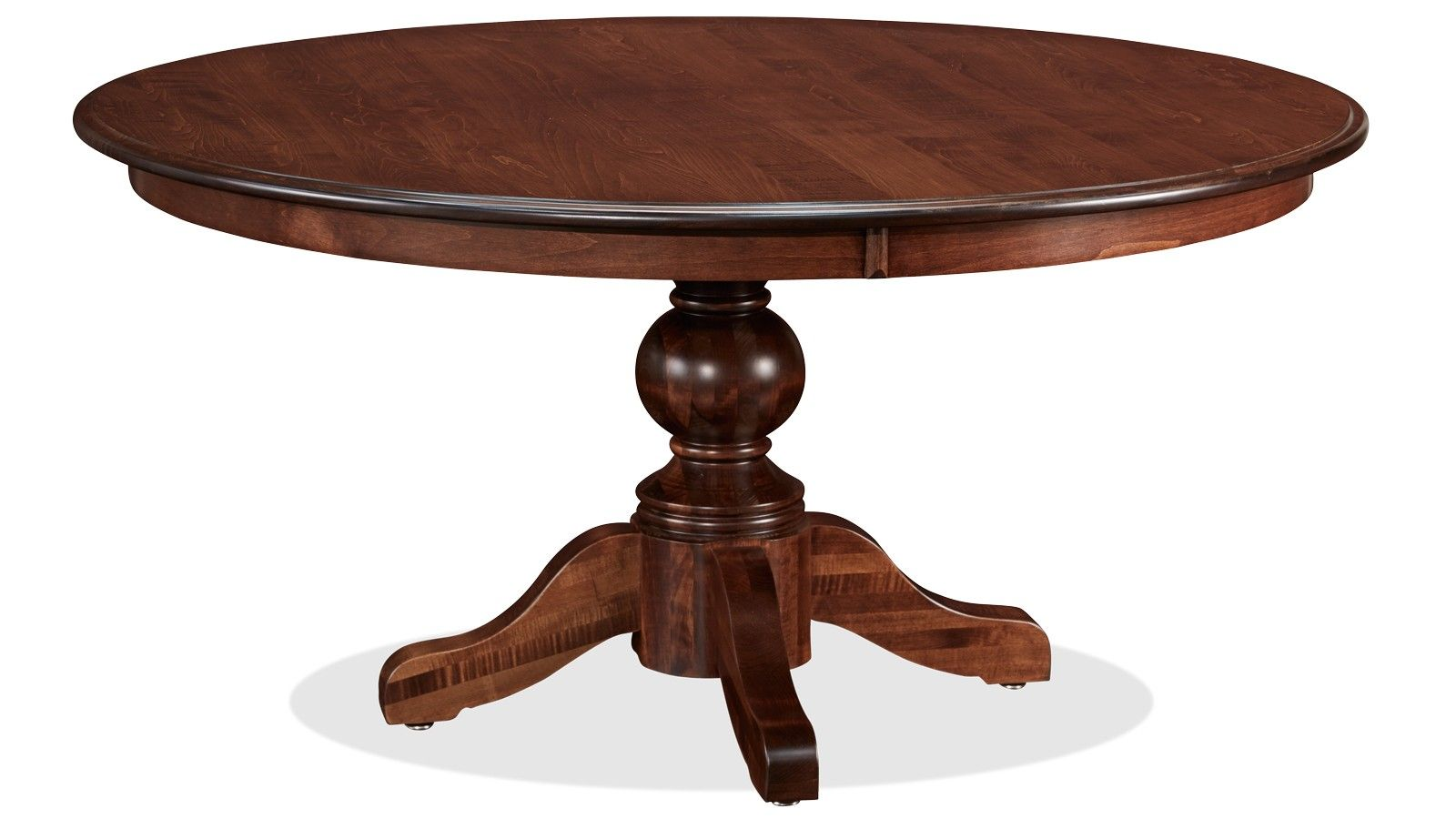 Baytown Asbury Maple 60 60 Round Dining Table Dining Table With