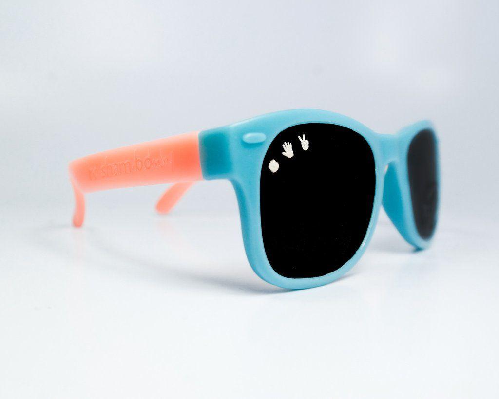 aad1b46ff630 fraggle rock baby shades - ro•sham•bo baby - sunglasses - kids sunglasses - baby  sunglasses - 1