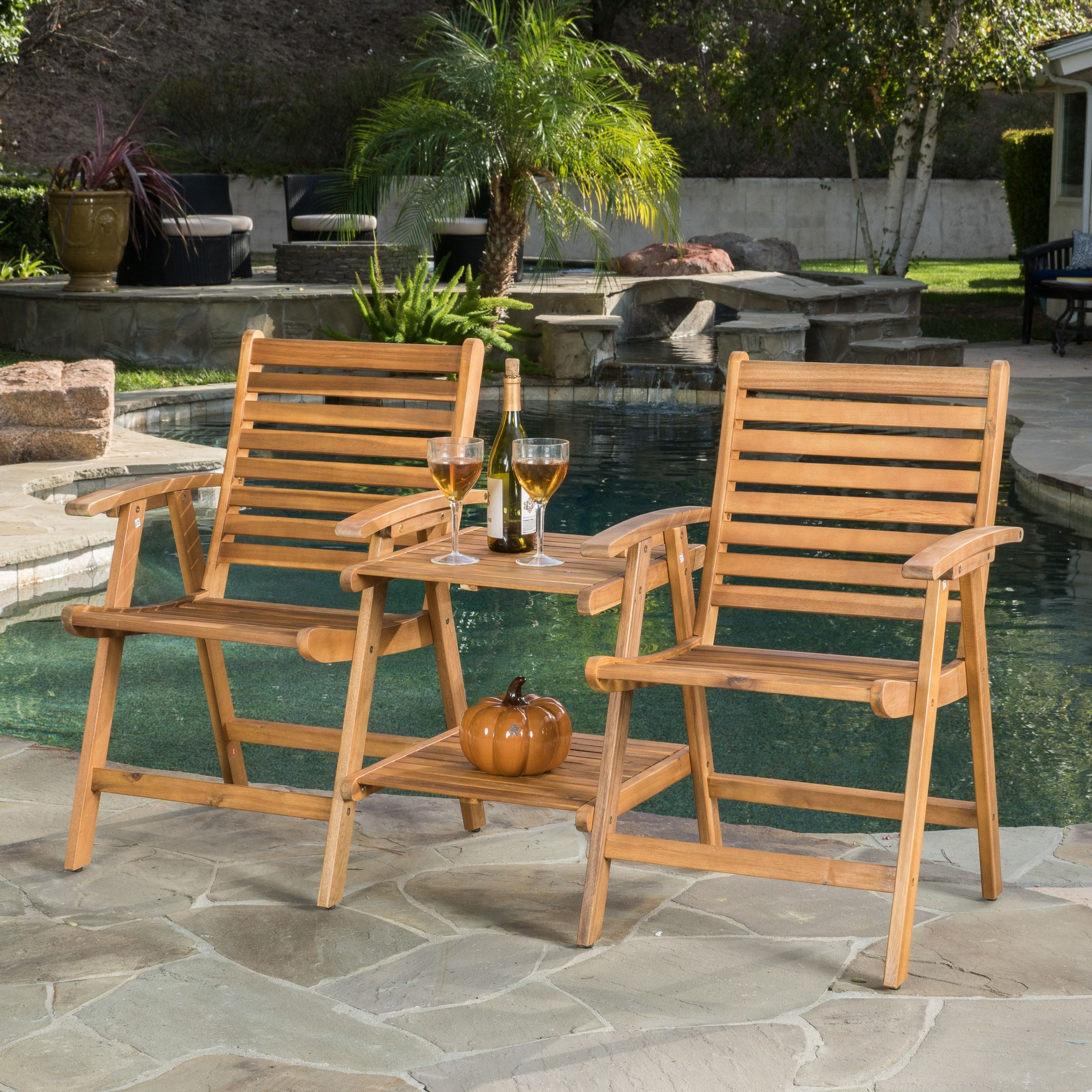 ... Top Acacia Wood Outdoor Furniture Durability Part 43