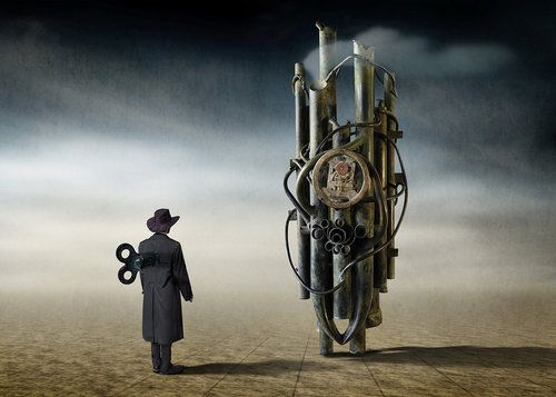 The time controler by Ben Goossens