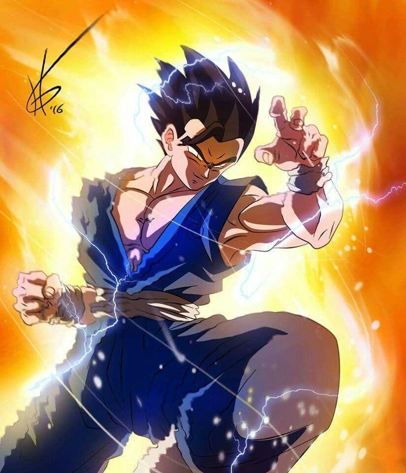 Gohan supreme mystic god   Dragon Ball   Pinterest   Dragon ball ...