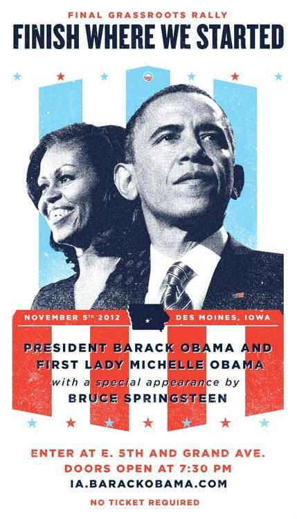 Barack Obama on | Obama 2012 Campagin | Pinterest | Rally ... Obama Campaign Poster Official
