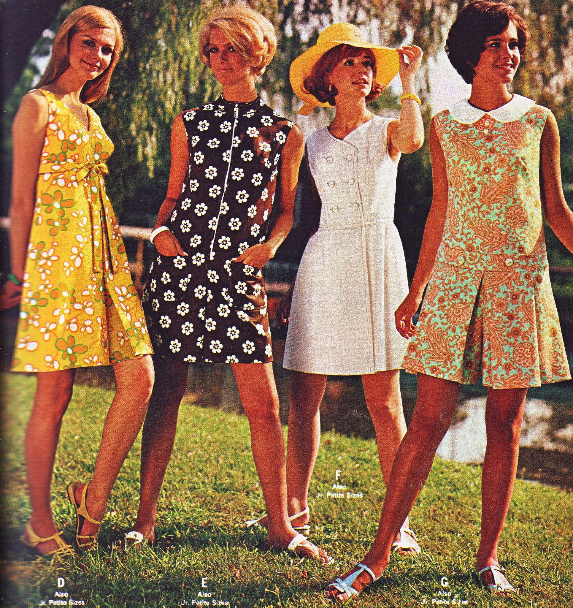 Wards 69 ss summer dresses