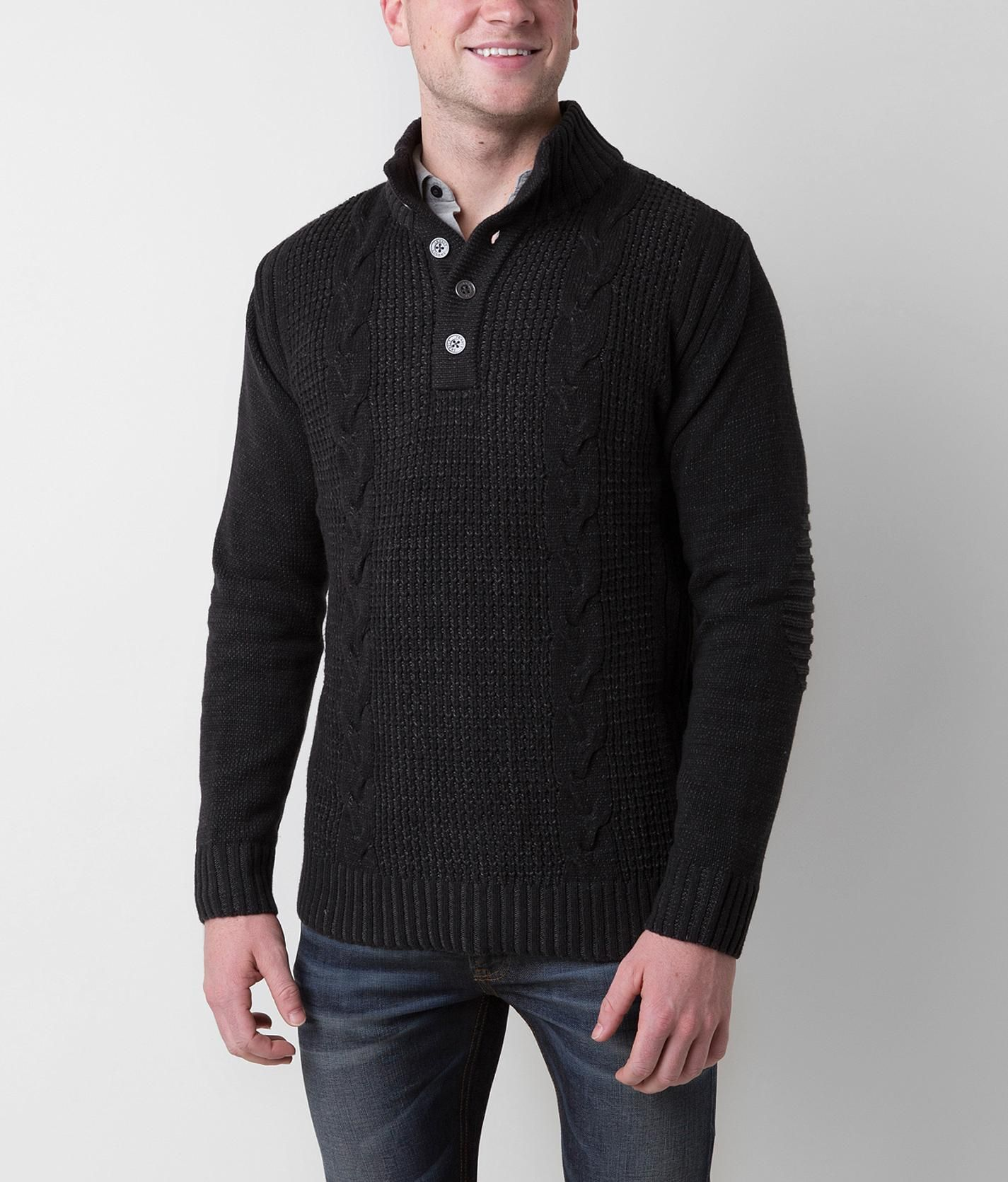 J.B. Holt Corbin Lincoln Henley Sweater