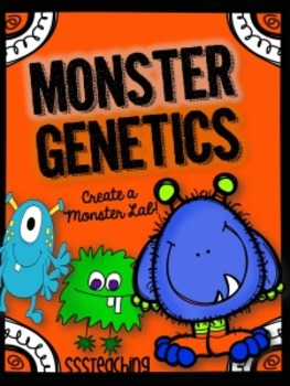 Monster Genetics (Traits, heredity, punnett squares ...