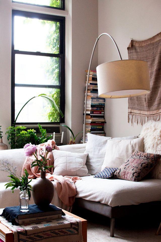 A dreamy bohemian Brooklyn studio apartment A