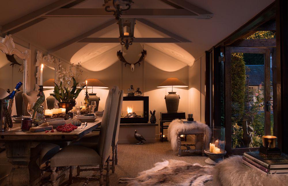 Edinburgh interior design living room fur Edinburgh