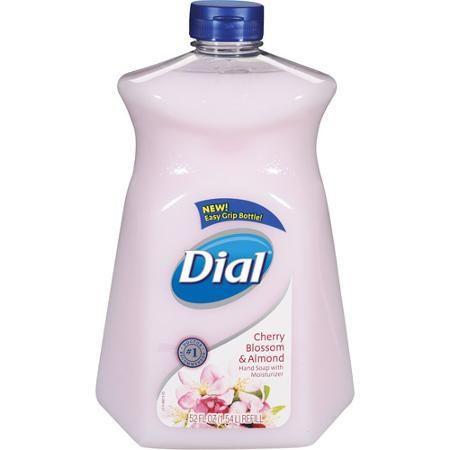 Dial Cherry Blossom Almond Refill Hand Soap 1 5 Litre Liquid