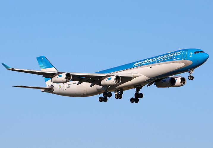 Aerolineas Argentinas Airbus A340-313