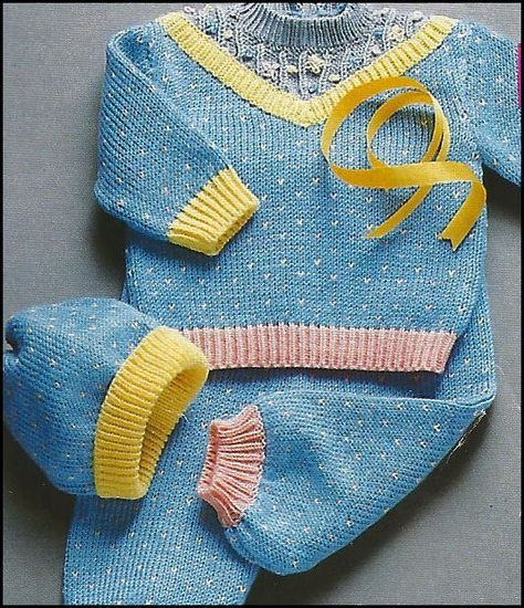 Épinglé sur Les tricots de Louise