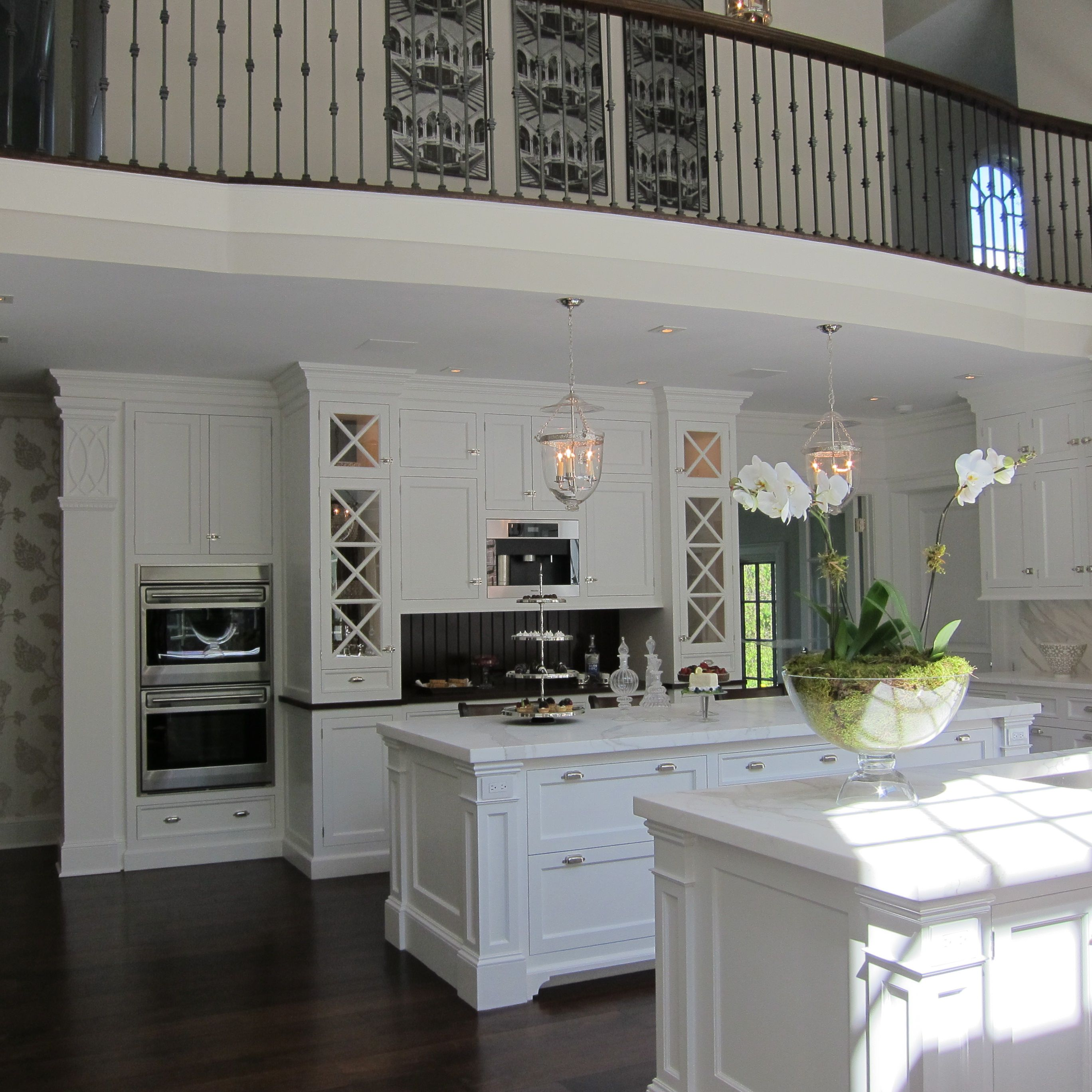 New Canaan Ct Brooks And Falotico Associates Fairfield County Architects White Kitchen Cabinetry Kitchen