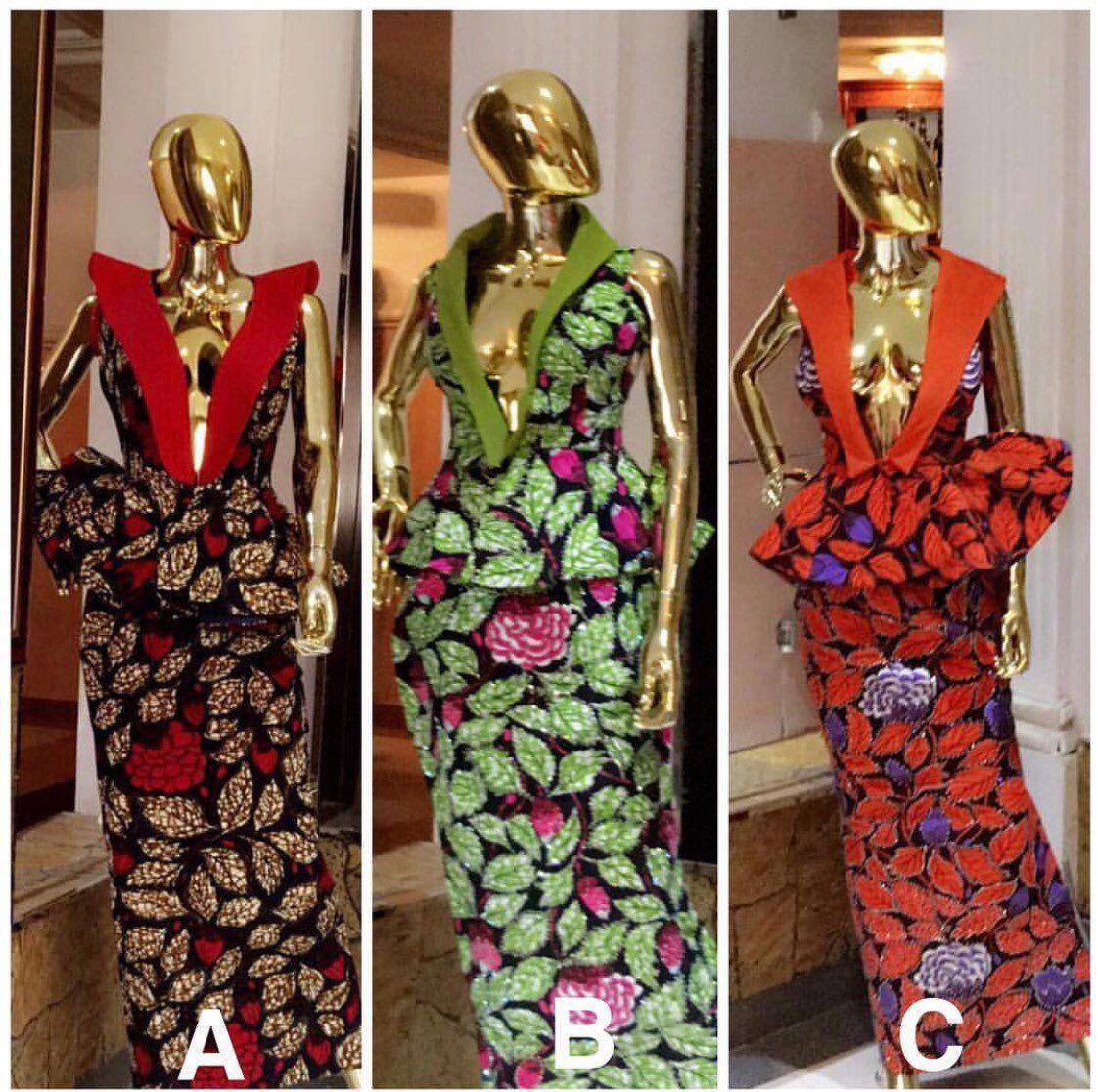 The Azizi African print ankara 2 piece co-ord ankara shorts and crop top african wax matching set african summer fashion