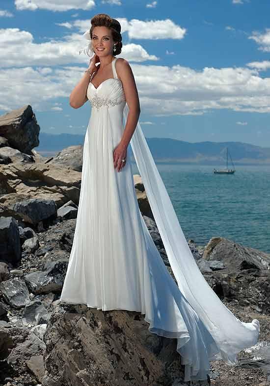 Cheap Wedding Beach Dresses - Ocodea.com