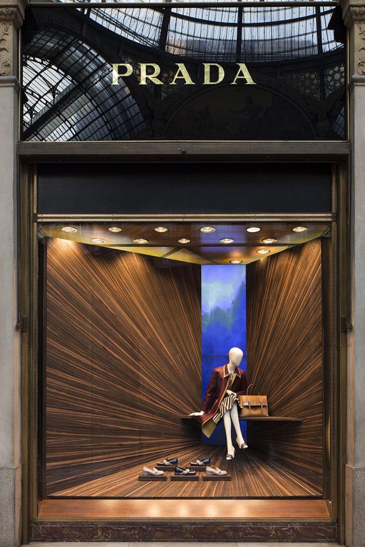 Corners by Martino Gamper for Prada Fashion showroom