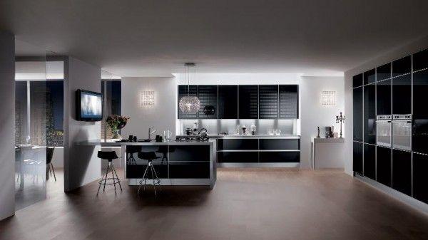 Idee di cucina di design per piccoli e grandi spazi #cucina #design ...