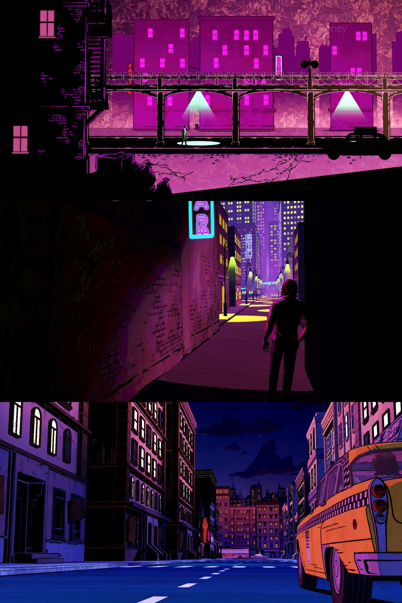 Piers Nivans Deserved Better With Images The Wolf Among Us Cyberpunk City Night In The Wood