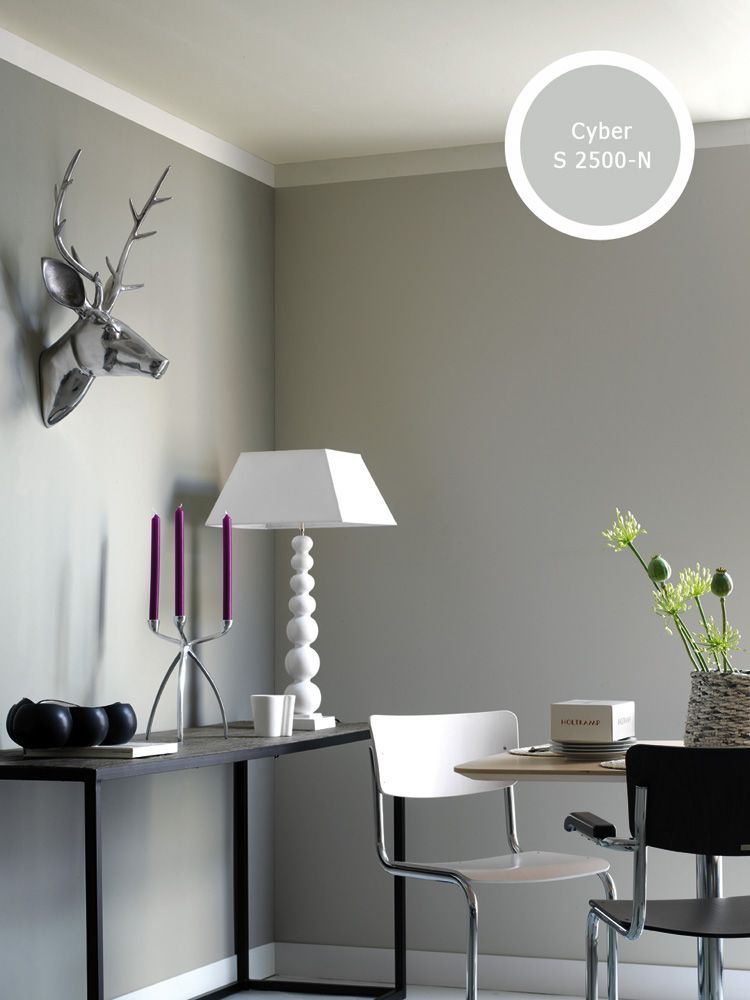 Histor cyber moodboard woonkamer pinterest lichte for Kleur muur