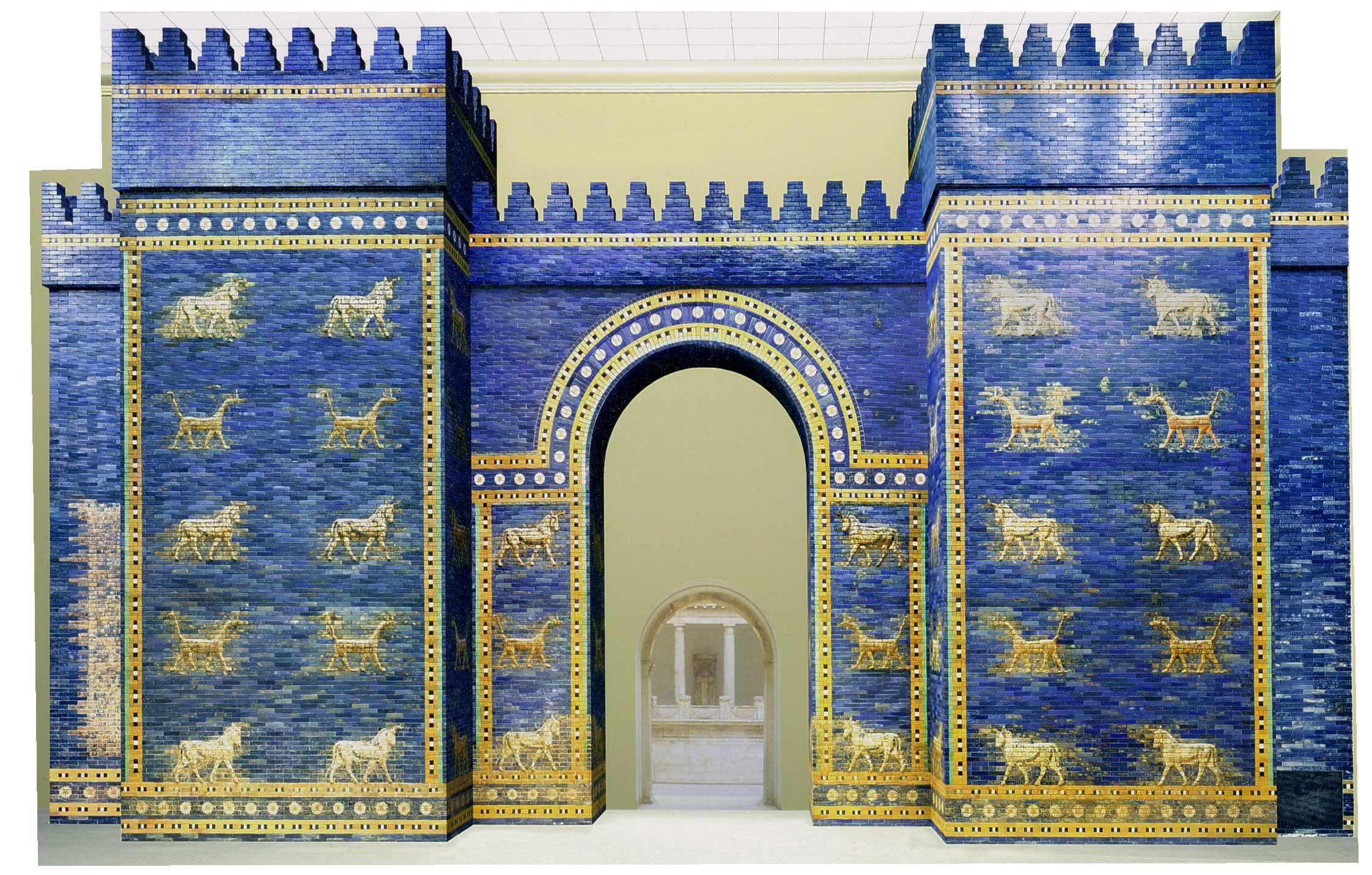 Архитектура вавилона картинки