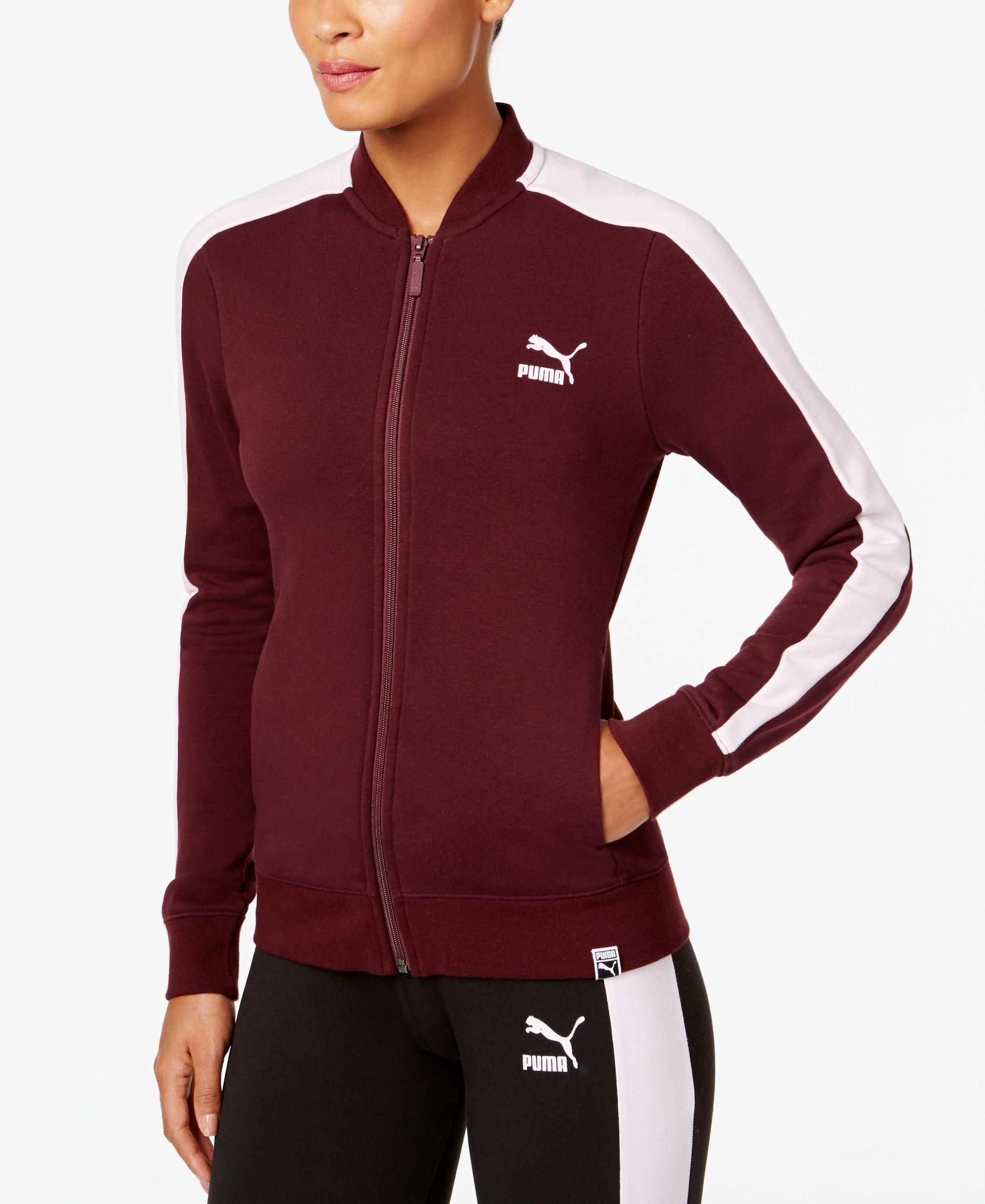 9c368e4b Puma T7 Track Jacket | Jackets | Jackets, Jackets for women, Blazer ...