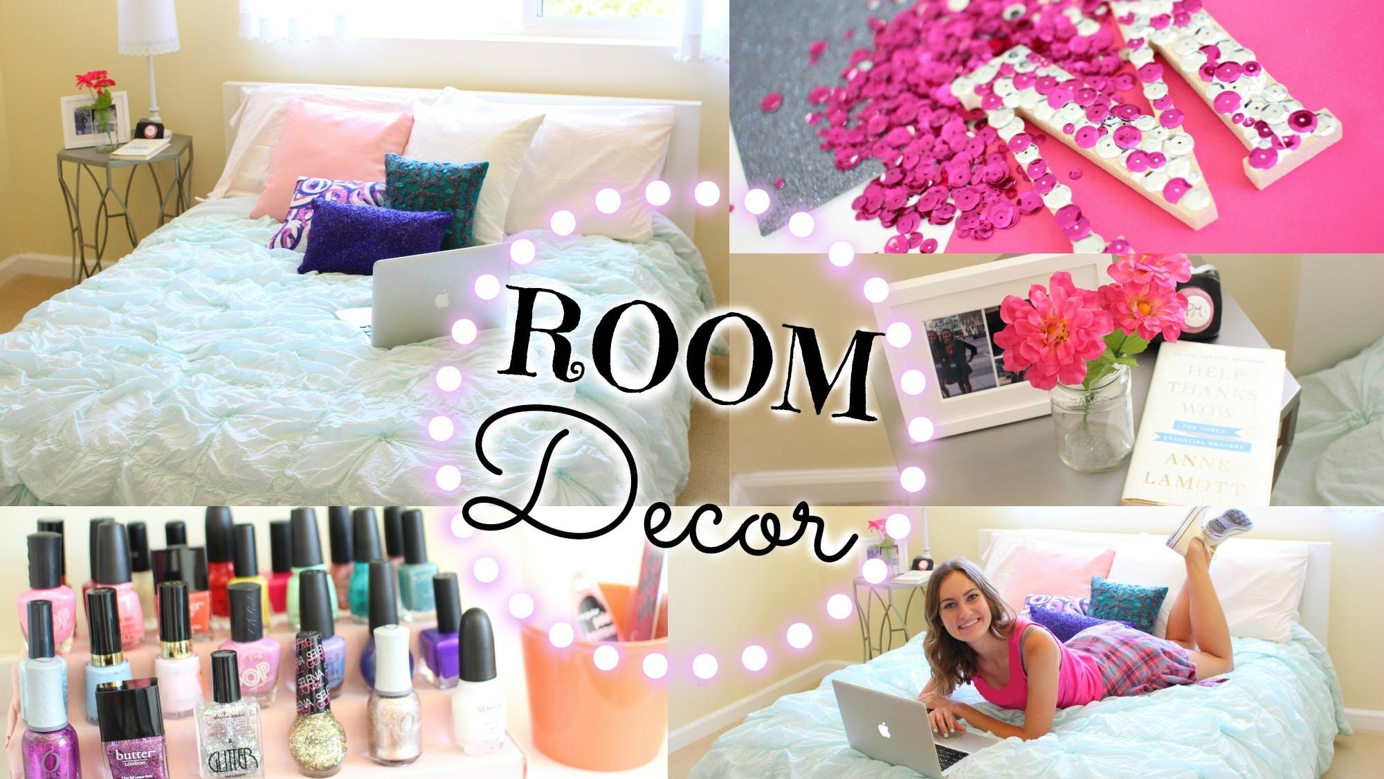 Easy DIY Ways to Re-Decorate Your Room! | Teenage girl ...