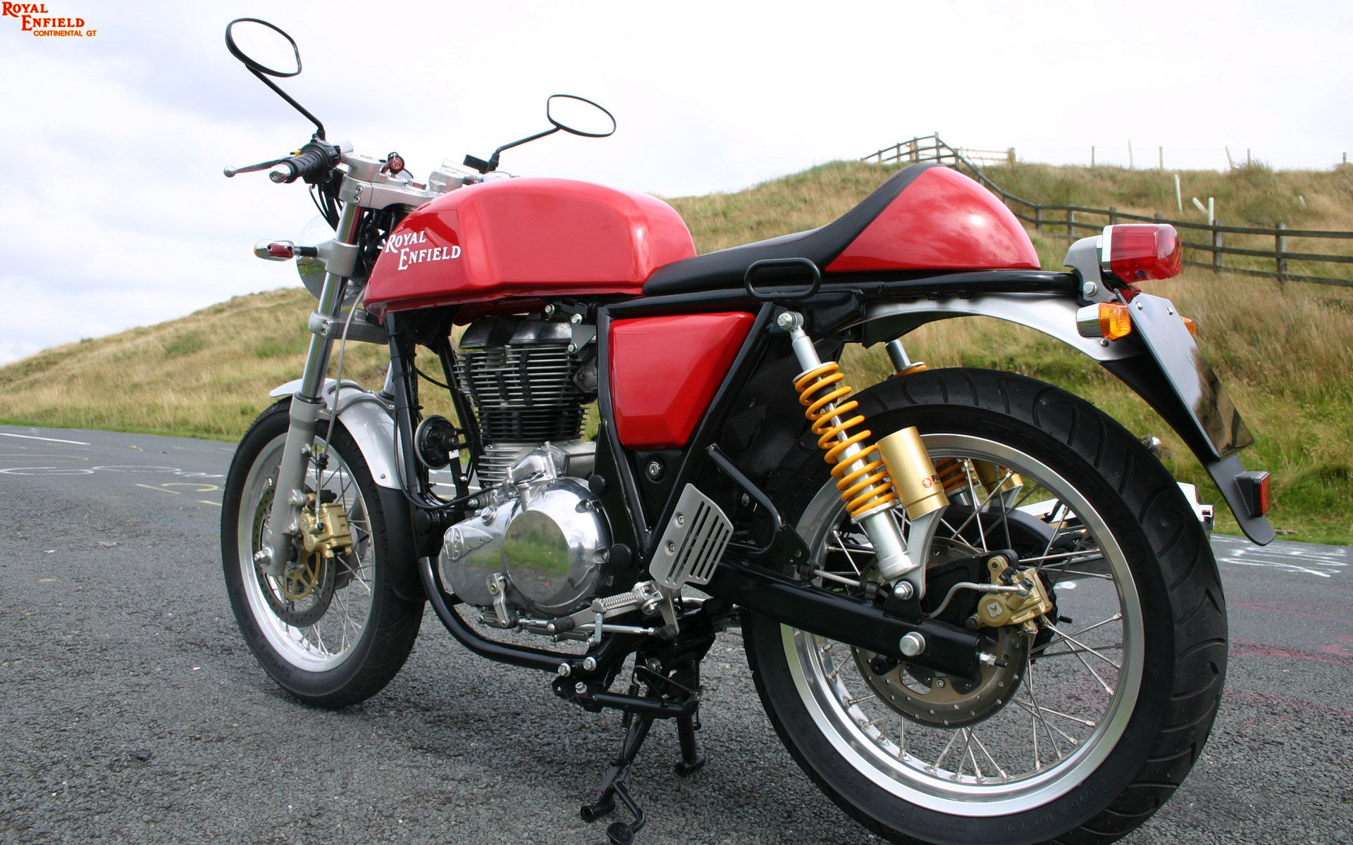 Royal Enfield Continental Gt Pics For Free Download Motorcycle Hd