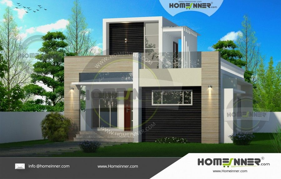 Beautiful 2 Bedroom Small House Design Small House Design House Design Bedroom House Plans