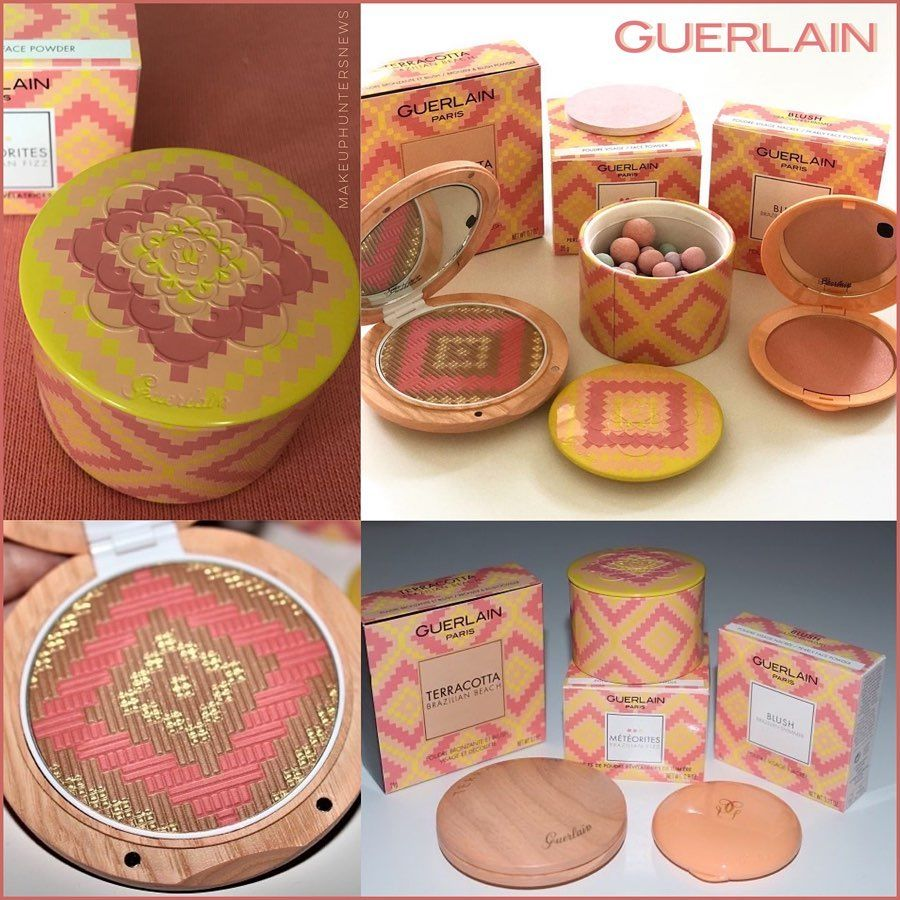 Guerlain Summer 2020 Collection Beautiful Pictures Reallyree Natulka84 Lbeautybook Talgari Check Acc 4 Swatches More Guerlain Summer 2020 In 2020