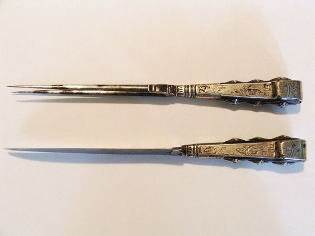 16th Century German Knife And Fork My Collection Luxury