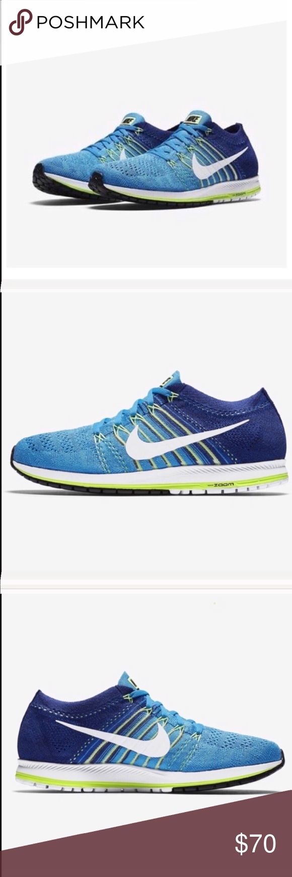 20b06559b8422 LIMITED EDITION NWT Nike Zoom Flyknit Streak Size  7 Description  Please  check out my