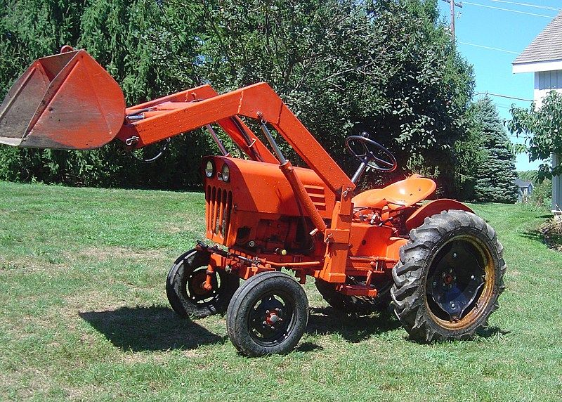 King Economy Gallery Garden Tractor Talk Garden Tractor Forums Tractors Pinterest