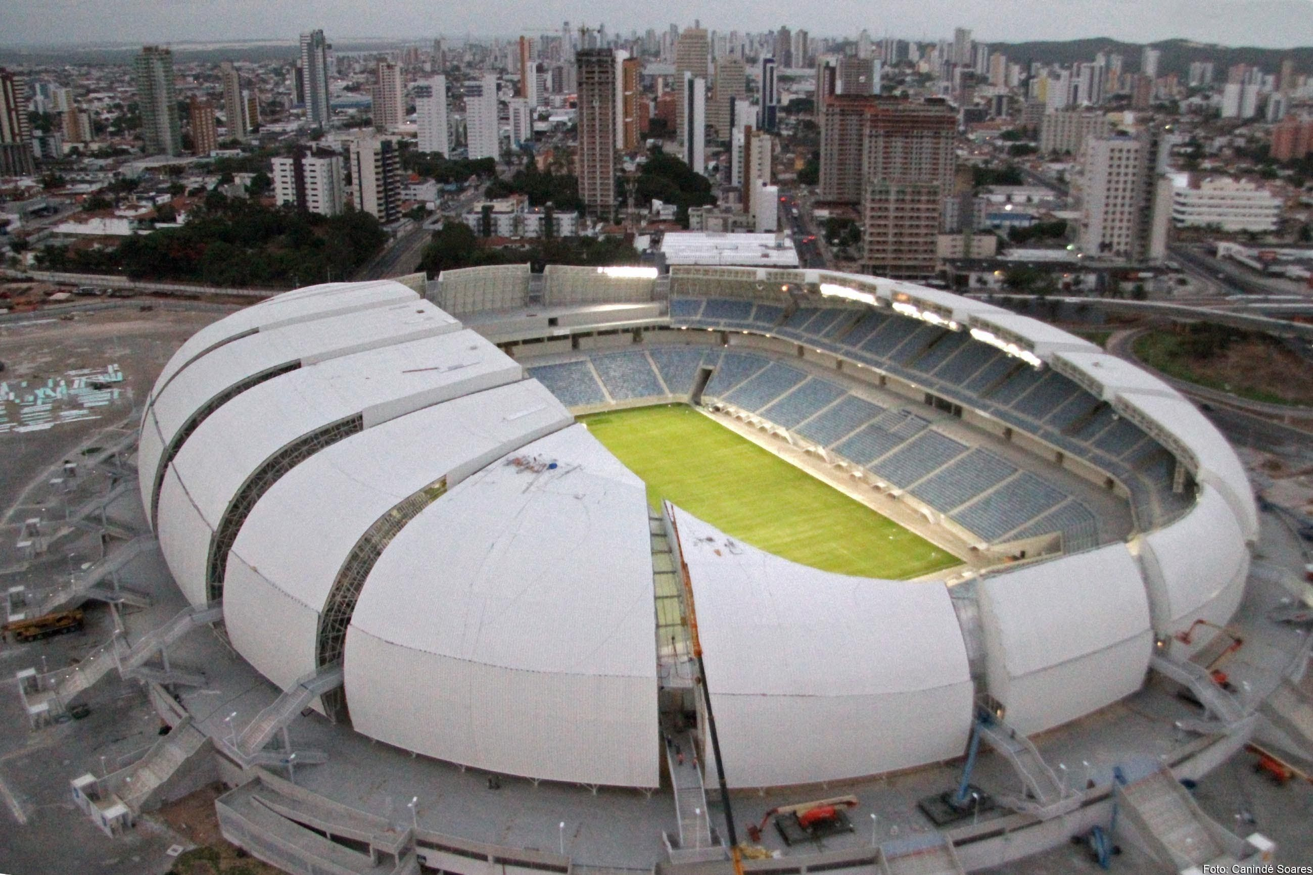 2014 Fifa World Cup Brazil Stadiums Stadium Design Sports Stadium Stadium