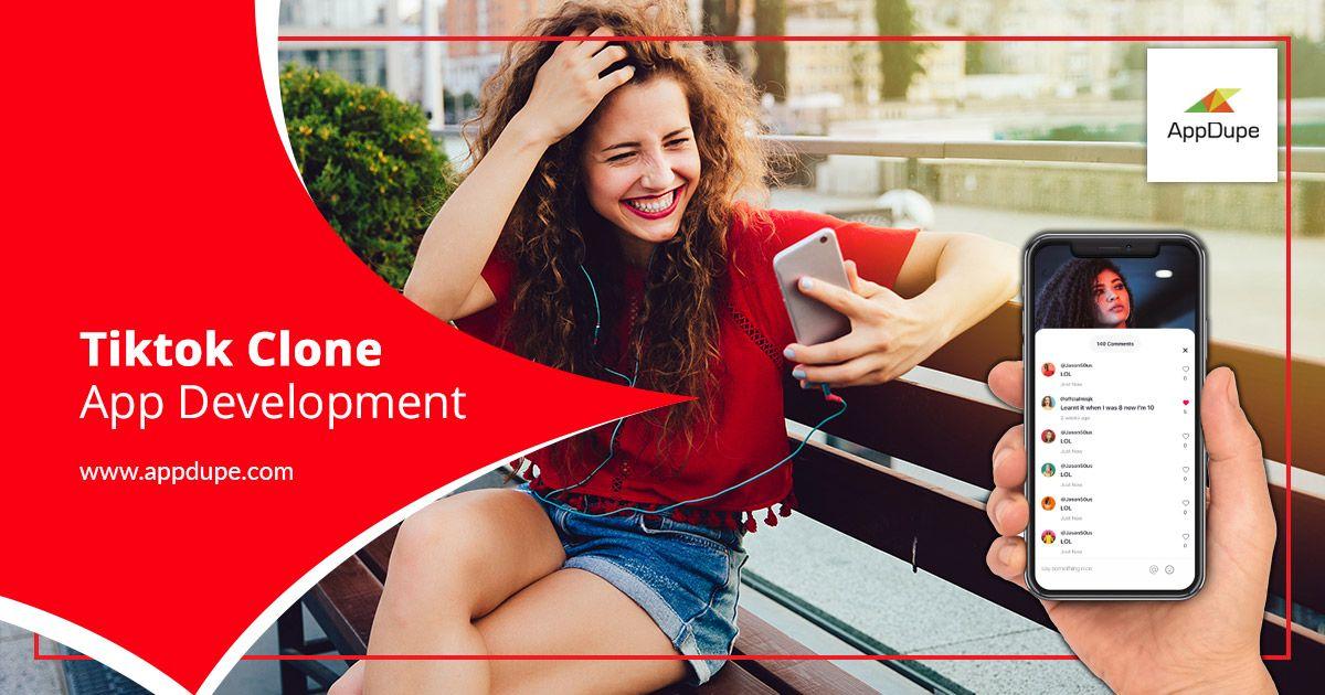Tiktok Clone App Development App Development Video Filter Live Video Streaming
