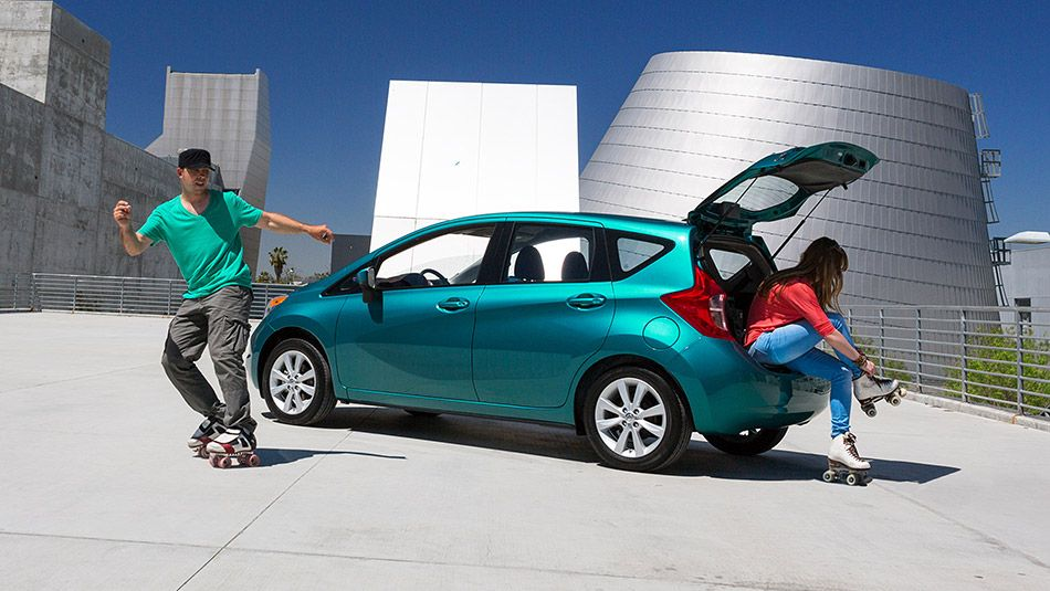 2015 Nissan Versa Note Colors, Photos Nissan USA