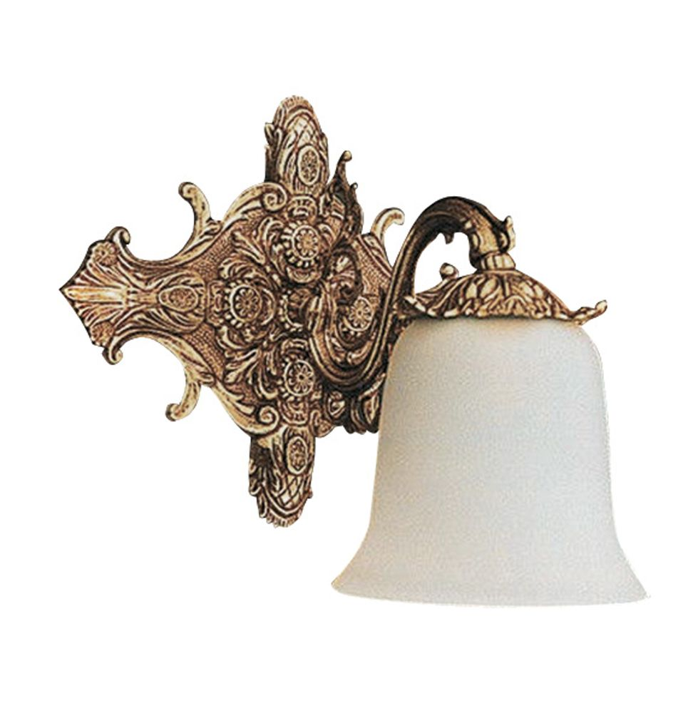Hot Deal Collection 1 Light Sconces shown in Antique Brass by Crystorama Lighting - 471-AB