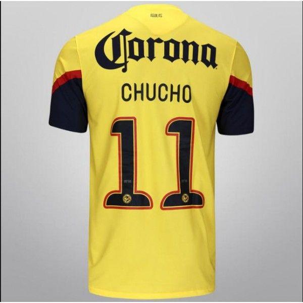 af0b2cae6f3 En memoria de Chucho Benitez, llévate esta playera del america con el  dorsal del tricampeon goleador y muy querido ecuatoriano chucho benitez