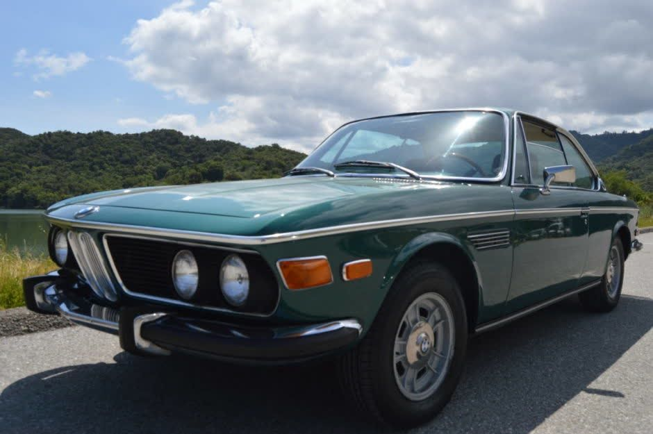 Take a look at this 1970 #BMW 2800CS for #ThrowbackThursday #TBT ...