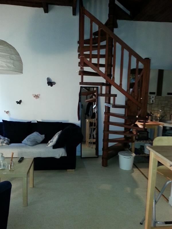 490 - Haut jean Jaurès, boulevard Riquet - T2 duplex de 40 m² - location appartement meuble toulouse