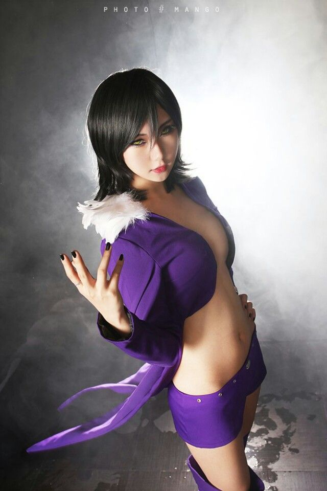 The Seven deadly sins-the statue of Greed - 2 - Hentai Cosplay