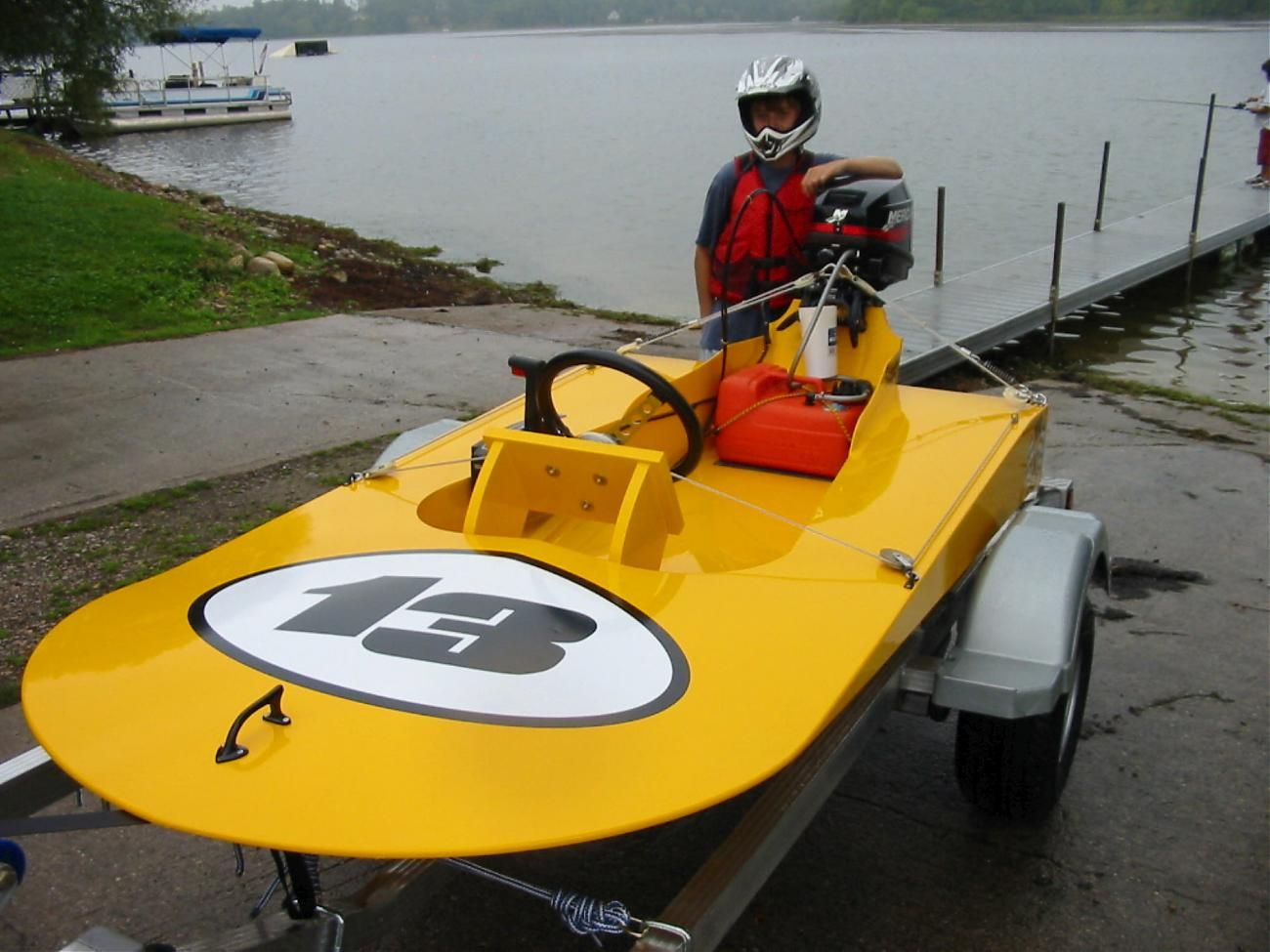 minimax boat racer - Google Search | Classic wooden boats ...