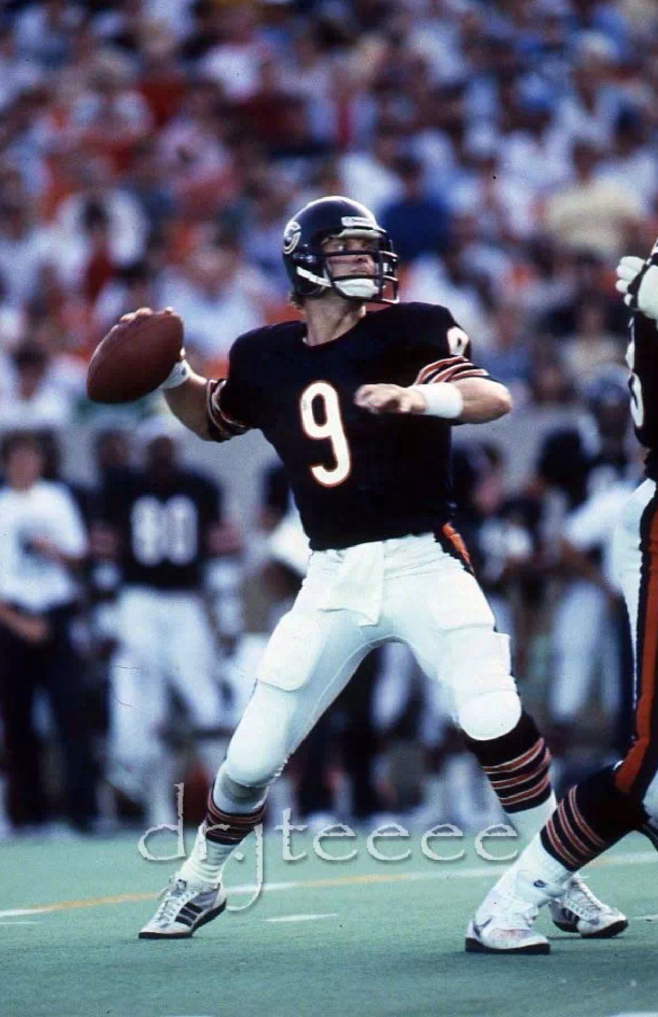 Jim Mcmahon Chicago Bears Football Chicago Bears Pictures Bears Football