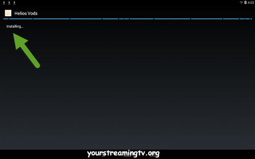 Helios Tv Install Guide Your Streaming Tv Apks Logos
