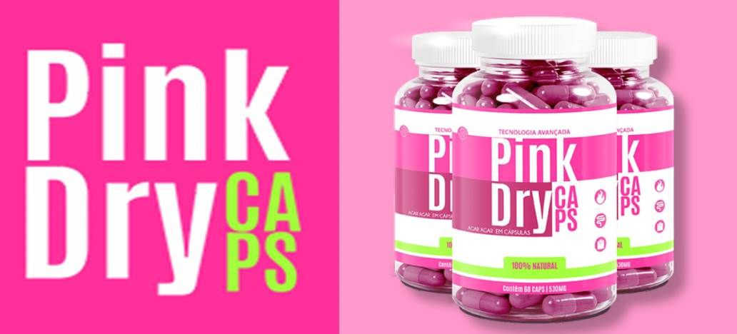 Pink Dry Caps