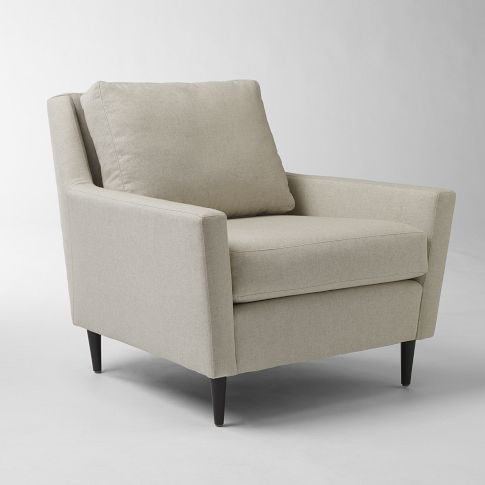 Too Casual Everett Upholstered Chair West Elm Upholstered Chairs Outdoor Chaise Lounge Chair Chair