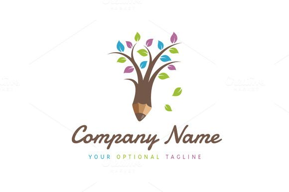 Logo Designed For Feathers Pens And Books Book Logo Logo书 Png