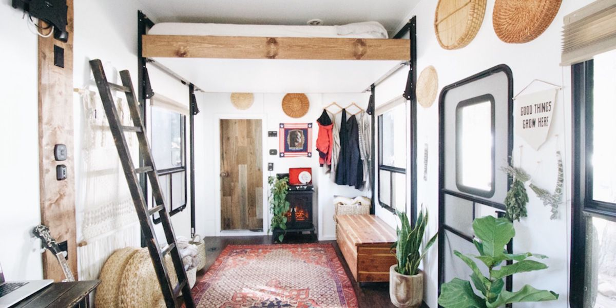 Autumn\'s tiny house - Flow Magazine | small spaces, grand living ...