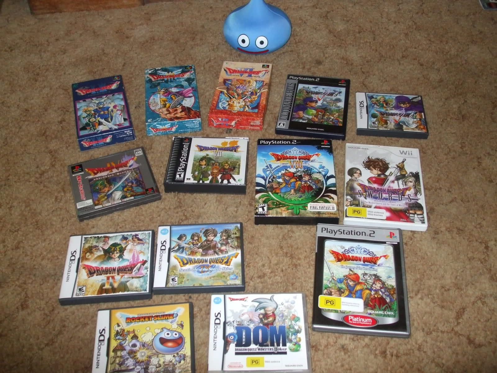 cool dragon quest collection dragon quest pinterest dragon quest