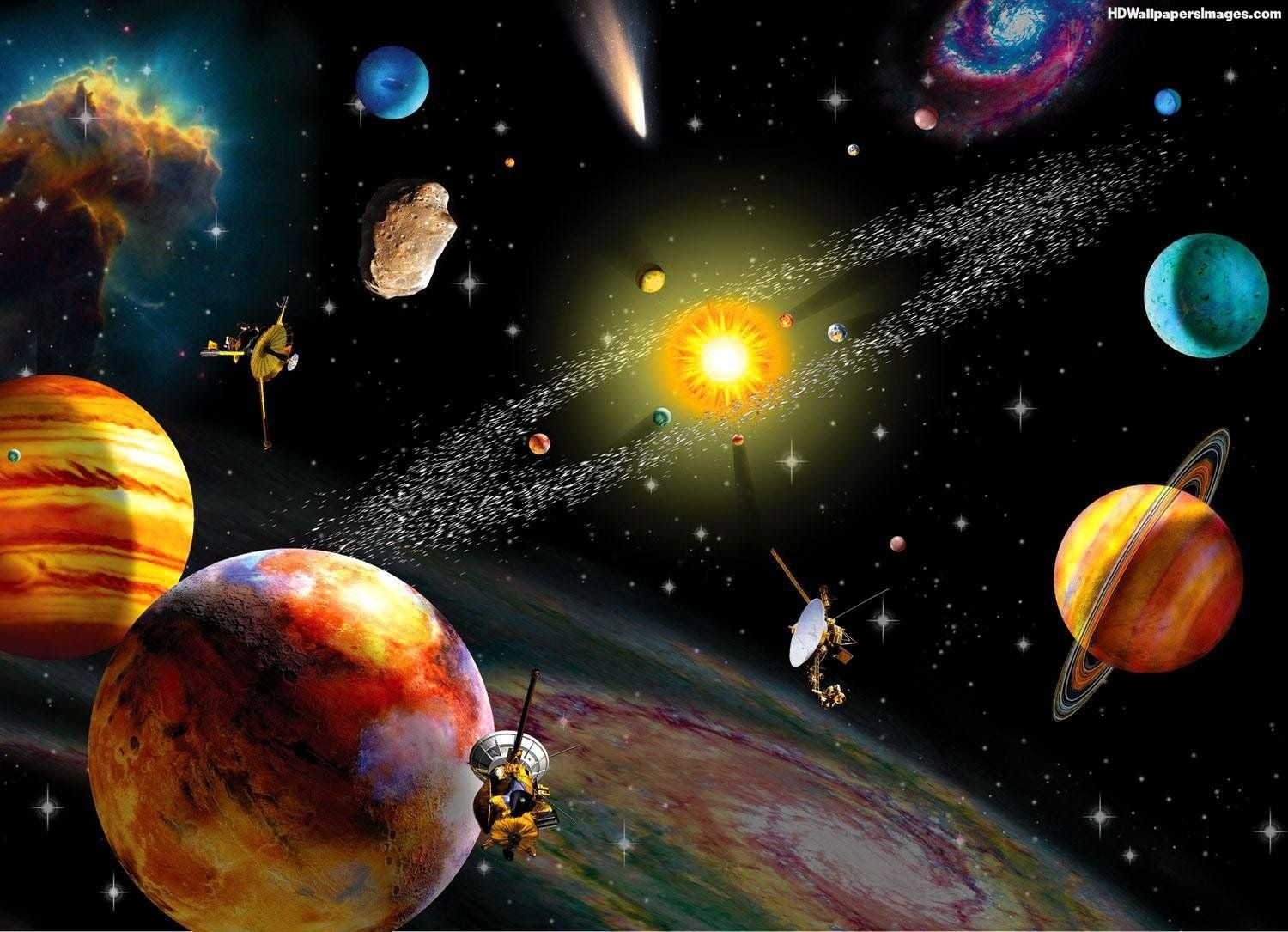 universe solar system images - HD1500×1085