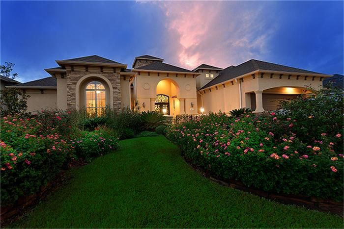 Falls At Champions Forest Spring Tx House Styles